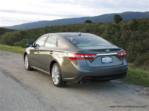 2013 toyota limited review review 2013 toyota avalon limited the