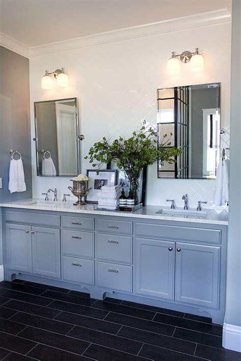 pottery barn bathroom mirror the ultimate bathroom remodel