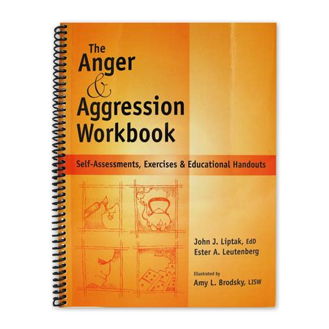 The Anger Workbook courage to change topic skills the anger and aggression workbook