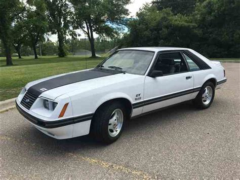 1984 Ford Mustang by 1983 To 1985 Ford Mustang For Sale On Classiccars 21
