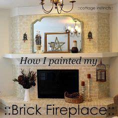Glazed Brick Fireplace by A Glazed Brick Fireplace Tuscan Decorating Ideas