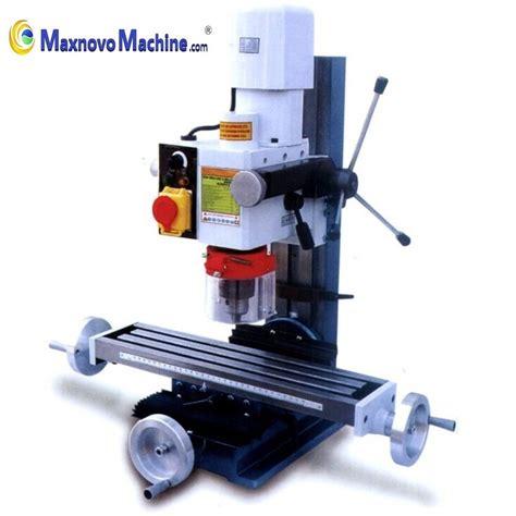 bench top milling machine vertical benchtop metal mini drilling milling machine mm