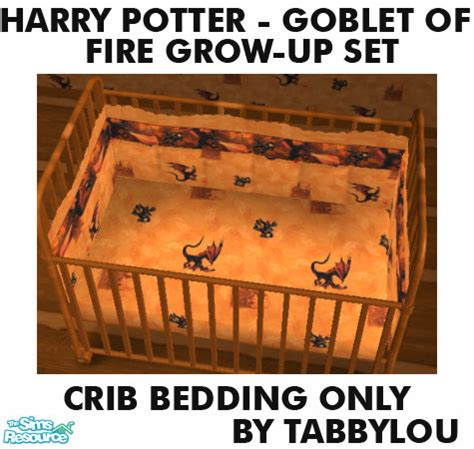 harry potter crib bedding tabbylou s tl harry potter gof crib bedding only