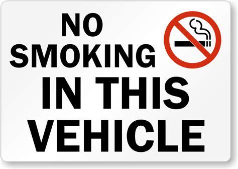 no smoking sign car printable no smoking signs free mysafetysign com