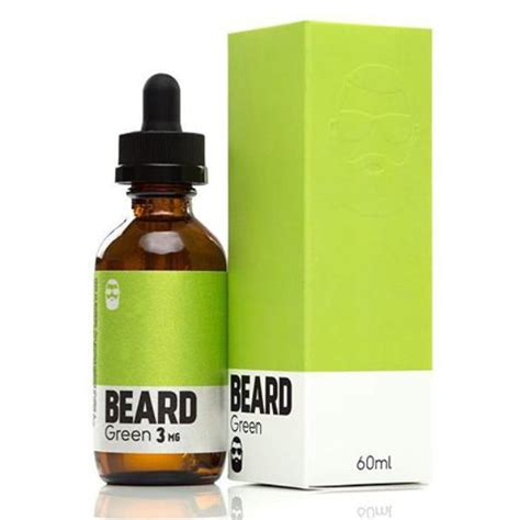 Beard Vape Co Usa 60ml 3mg 60ml beard vape green buyvapor