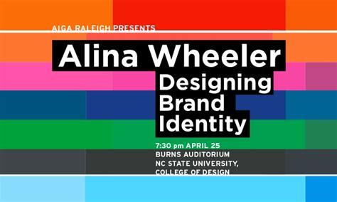 designing brand identity an designing brand identity with wheeler aiga raleigh