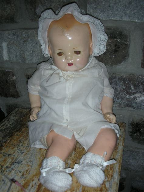 composition doll with teeth large24 inch composition doll compo doll open