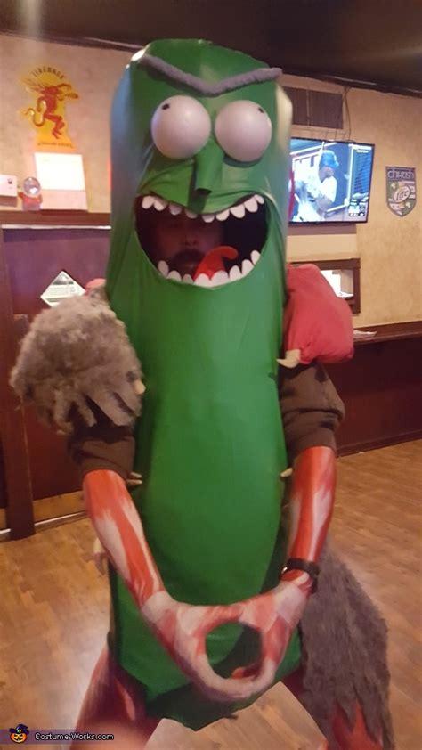 pickle rick costume