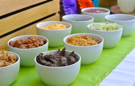 Taco Bar Toppings by Tea Time With Tess 20 Minute Dinner Go To S