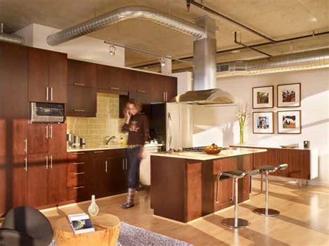 lofts modernos en seattle amplio loft en seattle decorado por mithun