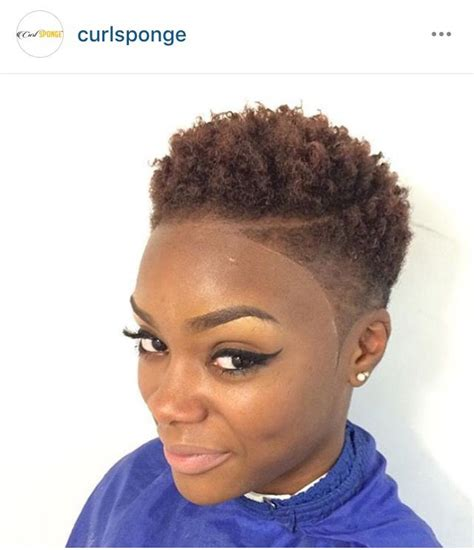 pinterest fly hairstyles for black women curlsponge dope cuts and bald headed beautie s