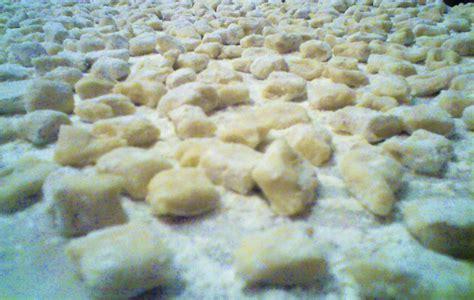ricetta gnocchi fatti in casa cucina e ricette low cost ricette gnocchi fatti in casa