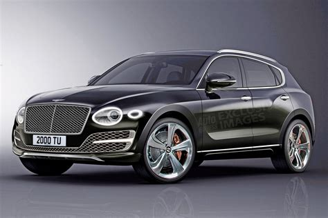 Baby Bentley Bentayga To Help Bentley Sales