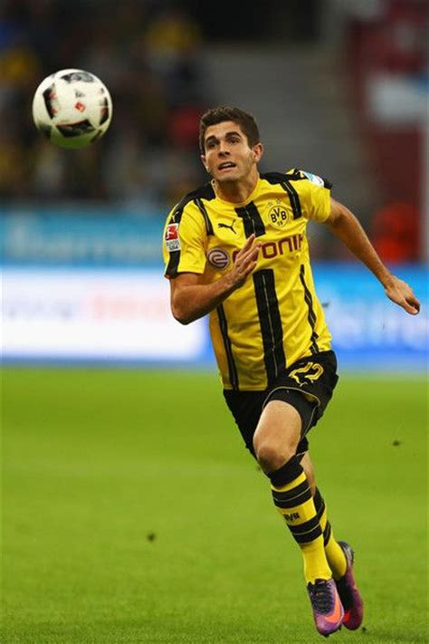 christian pulisic borussia 34 best christian pulisic images on pinterest