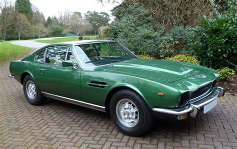 1980 Aston Martin V8 Oscar India Coys Of Kensington
