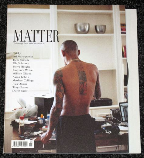 magazine matter matter magazine 1 a modern journal for that matter