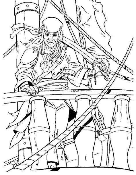 capitanes de barcos para colorear pirate coloring pages for kids y3sn8 pirate3 people