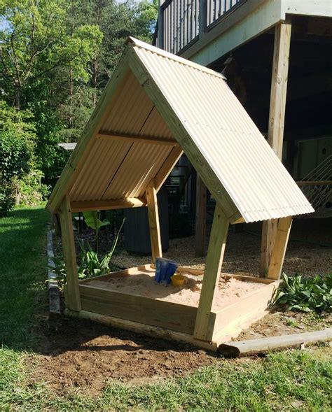 sandbox plans   build  covered sandbox