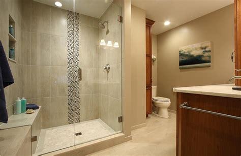 burke virginia master bathroom remodel nvs kitchen  bath