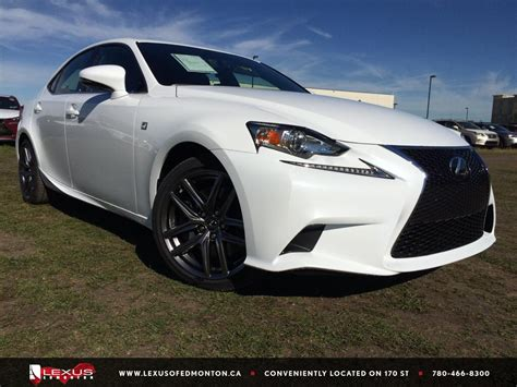lexus sport car 4 door 2016 lexus is 300 f sport series 2 all wheel drive 4