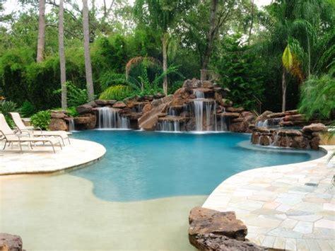 Backyard Pools Houston Swimming Pool Pictures Photos Platinum Pools