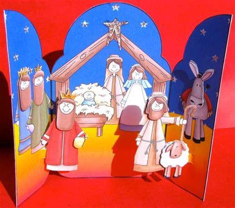 printable pop up nativity scene gatefold pop up christmas nativity cup102794 68