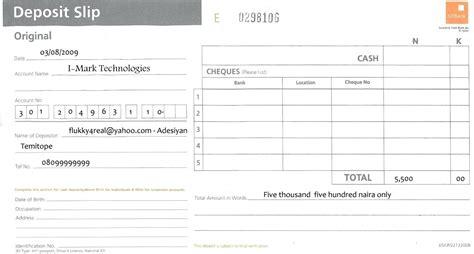 Printable Deposit Slips Deposit Slips Formatted For Quickbooks Official Checks Forms For Deposit Slip Template For Quickbooks