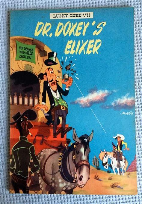 Lucky Luke 07 lucky luke 07 dr doxey s elixer sc 1e druk 1955