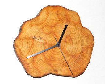 wohnzimmer rustikal 4048 clock wall clock rustic clock wood clock 48 kleine