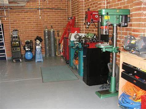 layout welding workshop home machine shop layout milling turning welding home