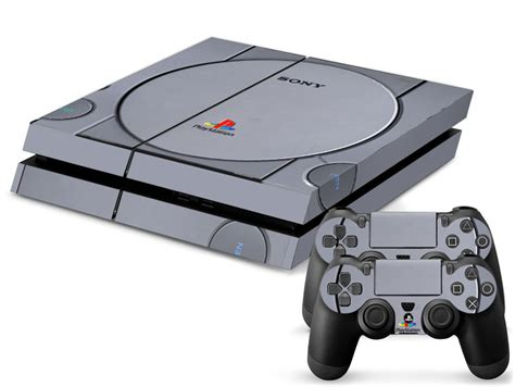 ps 1 console sony ps4 skin ps2 classic