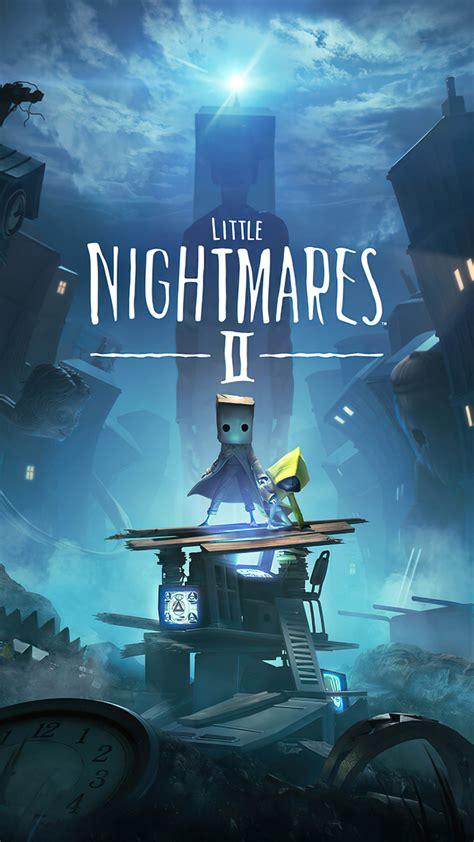 nightmares  game poster  ultra hd mobile wallpaper