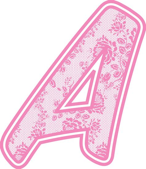 Letter Pic the gallery for gt the letter a in pink cursive