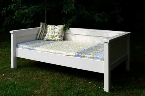 day bed plans daybed do it yourself