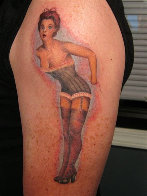 pin up pin up tattoos designs ideas and meaning tattoos for you