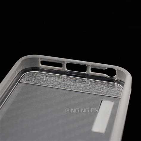 Prism For Iphone 4 5 6 guangzhou price for iphone 5 2mm prism tpu carbon fiber