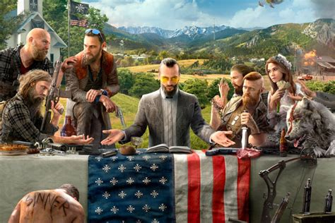 far cry 5 promises to be controversial but not for the