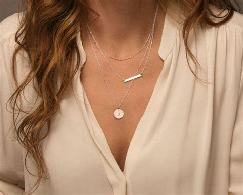 Mini3 Layer 5 minimal pieces of jewellery to wear everyday fashion