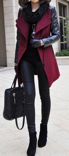 Amel Parka Maroon style style