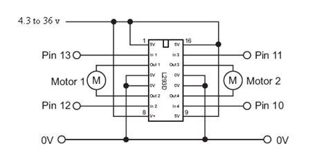 Mc33887apvw Chip Driver Motor H Bridge 5a controlling motors servos steppers