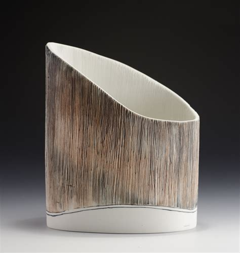 carol snyder ceramics ceramics quot early winter woods quot original by carol snyder
