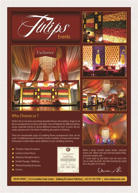Barat stages & Decoration   TulipsEvent