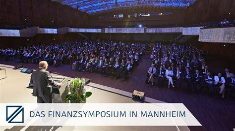 banken in mannheim das finanzsymposium in mannheim imagefilm