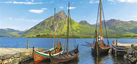 viking boats norway scandinavian journey smithsonian journeys
