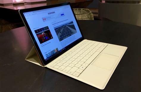 Microsoft Surface Tablet Di Indonesia huawei matebook sudah mulai dipamerkan di indonesia 2018 harianindo
