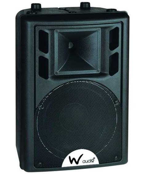 W Audio Active Speakers by W Audio Psr 15a Neo Active Speaker 350w Djkit