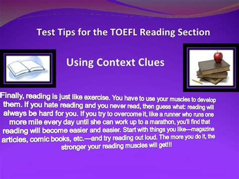 toefl reading section reading section toefl 28 images toefl ibt reading