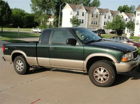 how cars work for dummies 2003 gmc sonoma electronic valve timing purchase used 2003 gmc sonoma 4x4 3 door extended cab 1 2 ton v6 pickup nice in altoona iowa