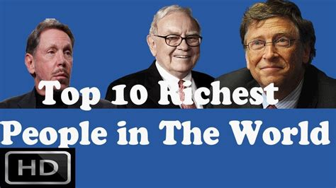 top 10 richest in the world 2017 who is the richest in 2017