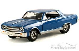 1965 chevrolet malibu top blue signature models